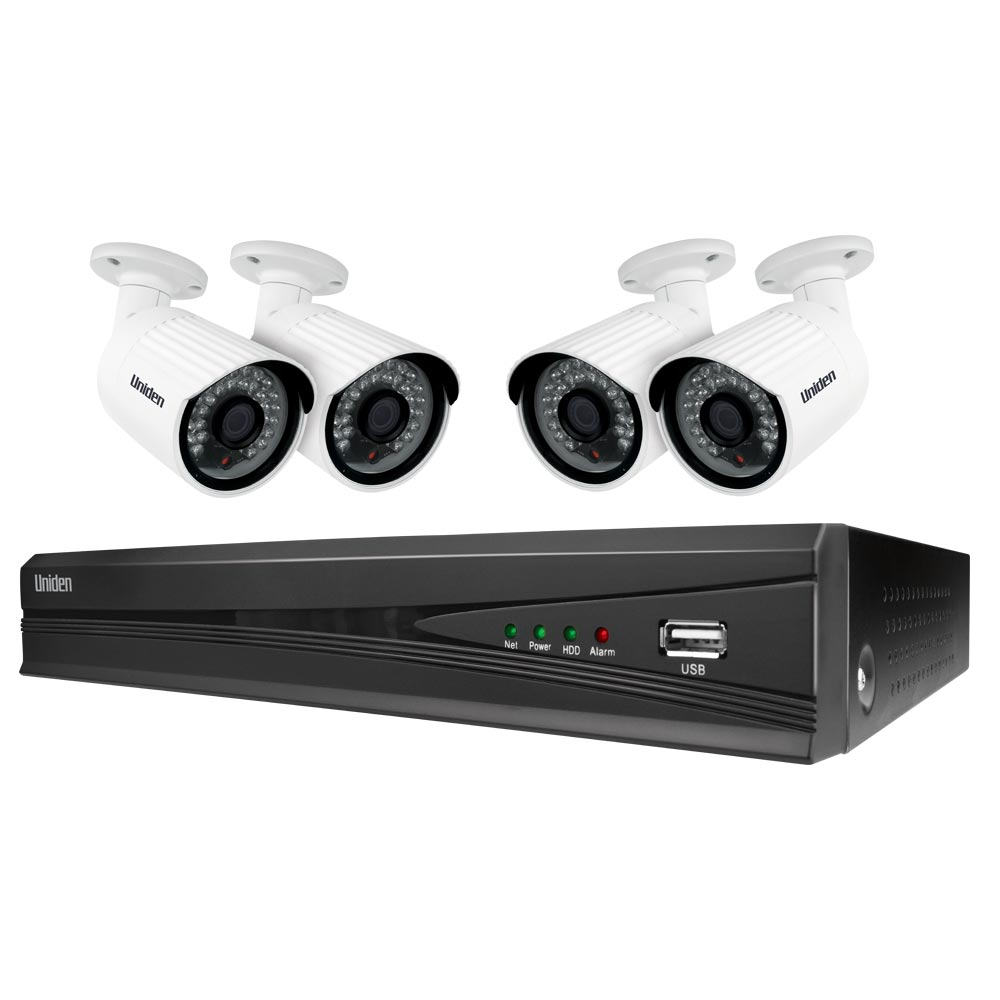 NVR Security Systems